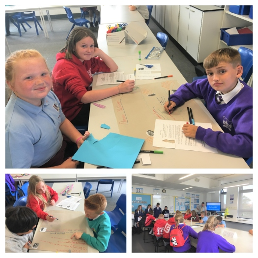 Transition Week Highfield 2019